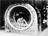 Montáž stacionárneho generátora