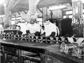 Sériová výroba elektromotorov