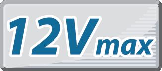 12V max
