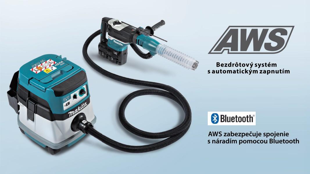 d716791b8b70c AWS - Bezdrôtový systém s automatickým zapnutím | Články | MAKITA